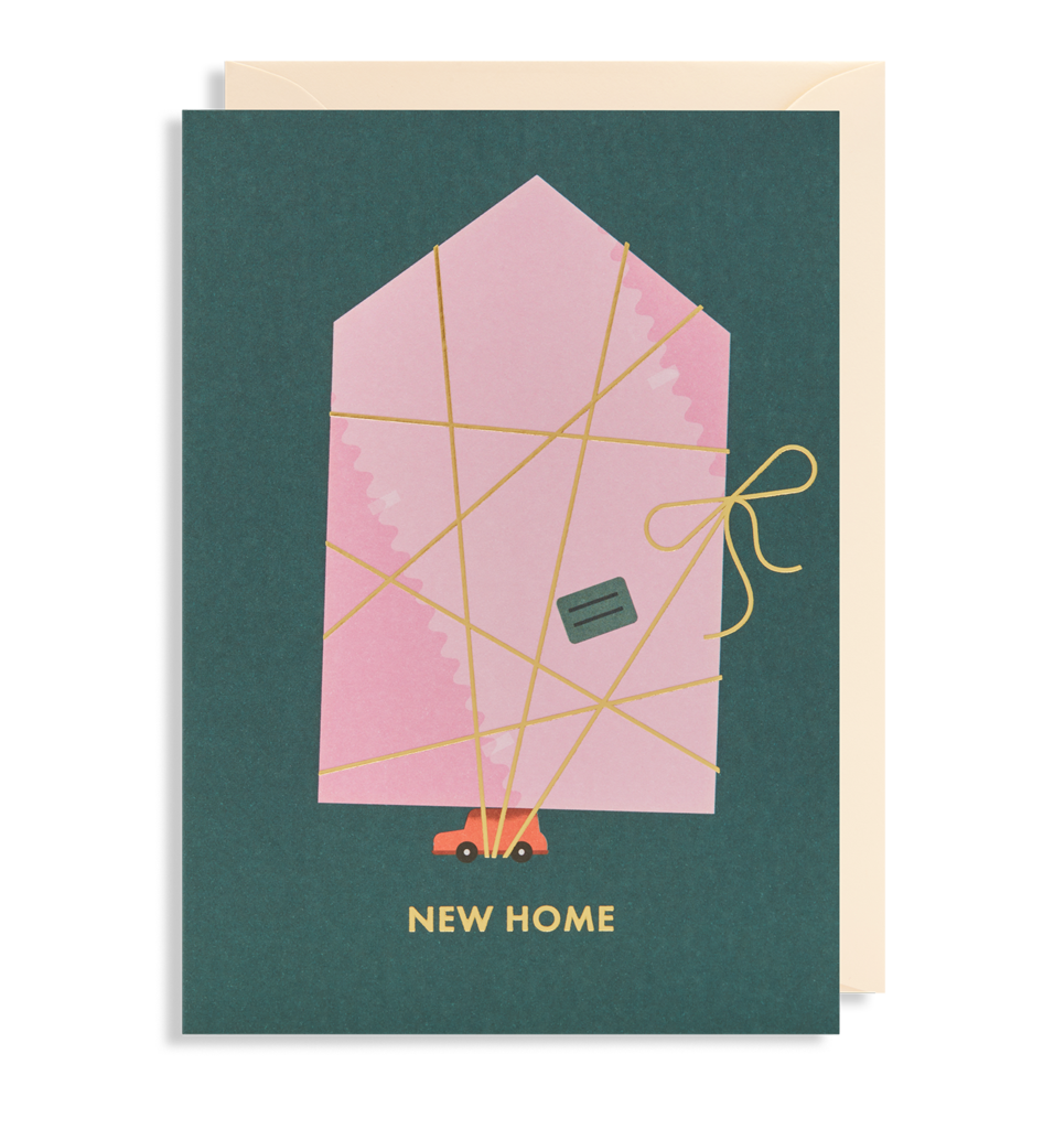 New Home Drive Card
