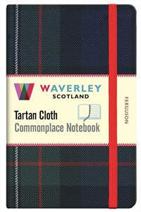Tartan Cloth Notebook - Ferguson
