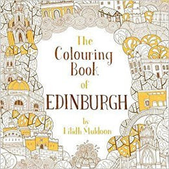 The Colouring Book of Edinburgh