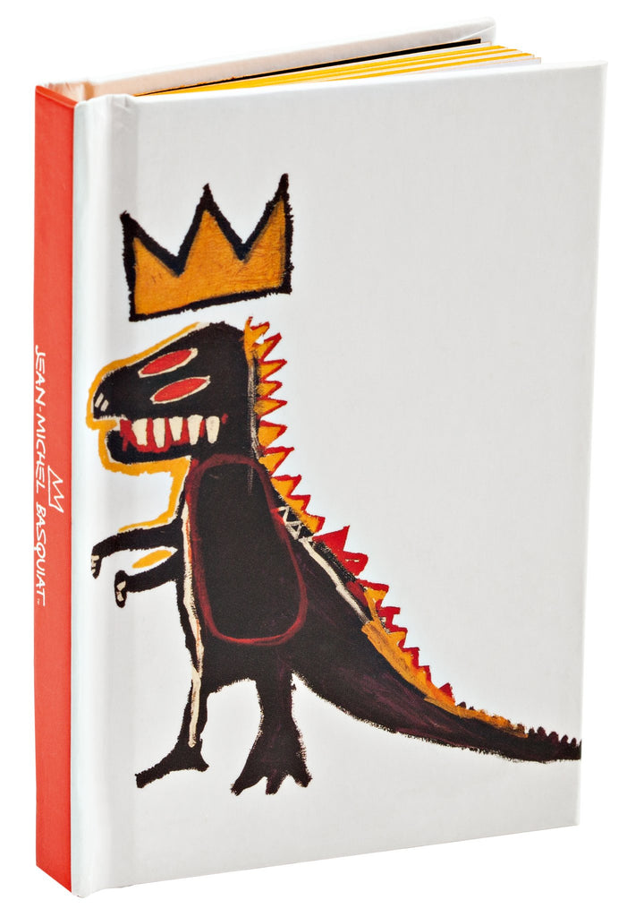 Dino Basquiat Mini Notebook