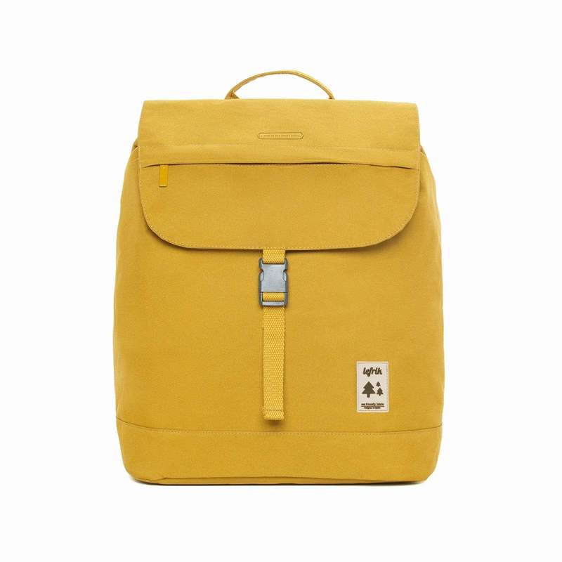 Scout Small Backpack Mustard