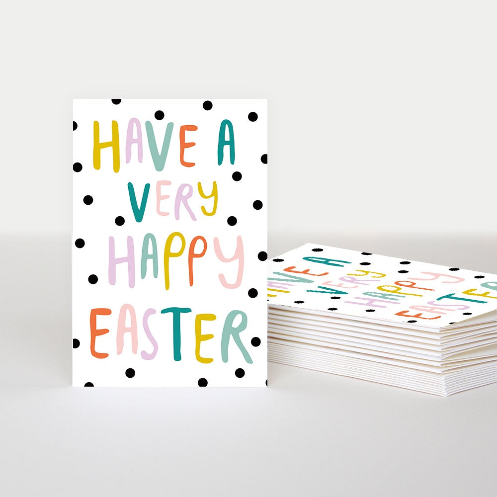 Have A Very Happy Easter Pack of 10 Cards