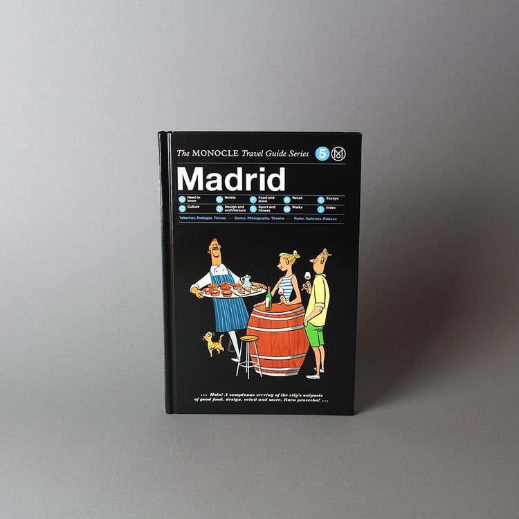 The Monocle Travel Guide Madrid