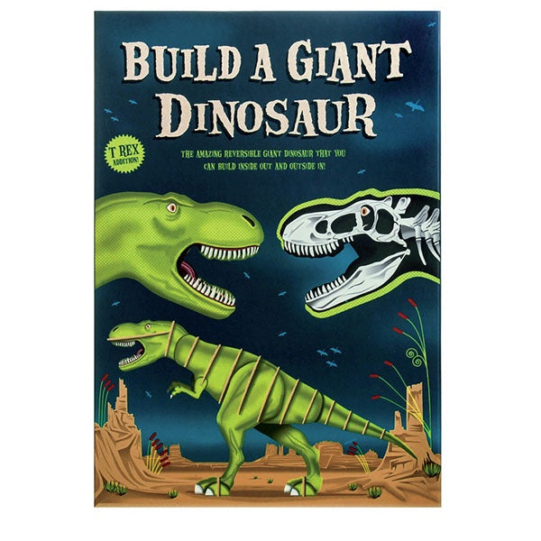 Build A Giant Dinosaur
