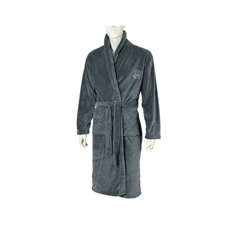 Tintin Dressing Gown Steel Grey