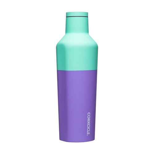 Corkcicle Colour Block Mint Berry Bottle 270ml