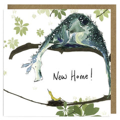 Sylvia New Home Card by Catherine Rayner