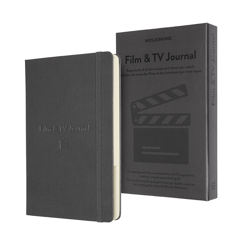 Moleskine Film & TV Journal