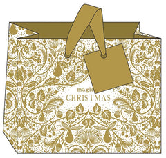 Magical Christmas Gift Bag Landscape