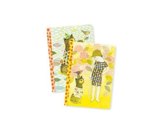 Set of 2 Elodie Notebooks