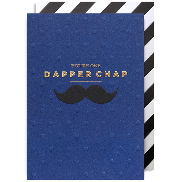 Dapper Chap Moustache