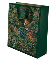 Secret Garden Medium Gift Bag
