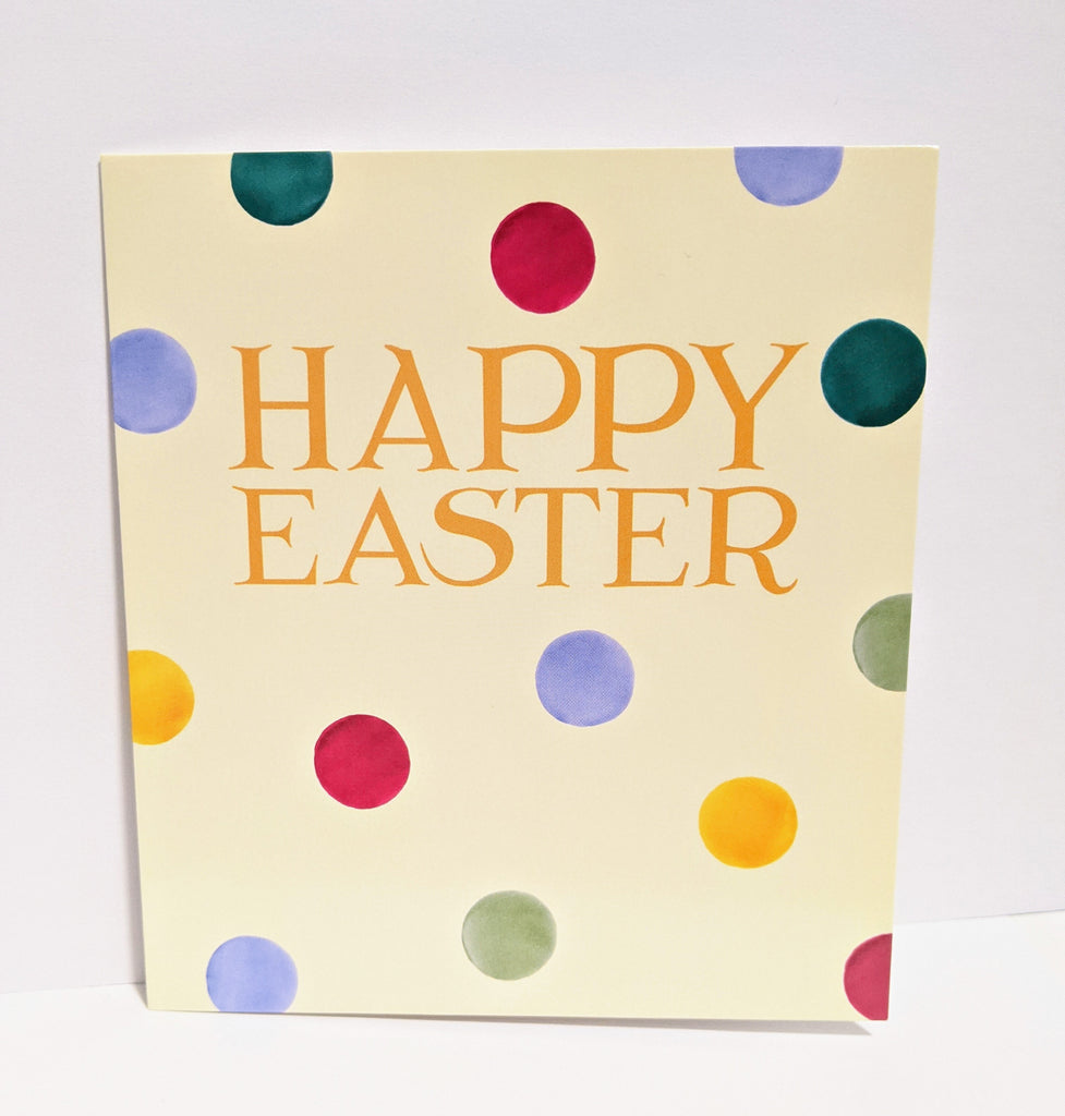 Happy Easter Dots by Emma Bridgewater Pack of 5 Cards
