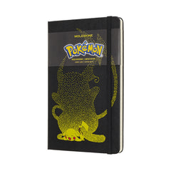 Moleskine Limited Edition Pokemon Ruled Notebook - Pikachu