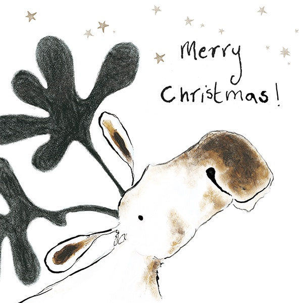 Merry Christmas Ernest Card by Catherine Rayner
