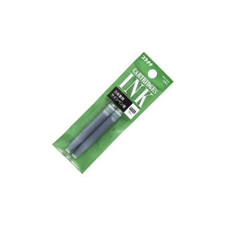 Platinum Ink Cartridges 2 Pack Green