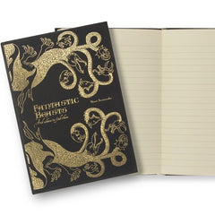 Harry Potter Fantastic Beasts Notebook