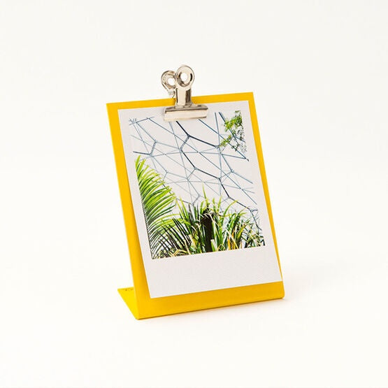 Clipboard Frame Small Yellow