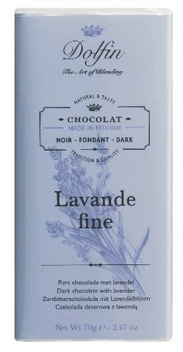 Dolfin Lavender Dark Chocolate