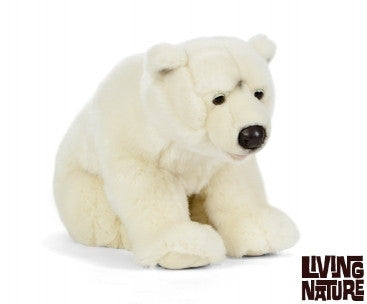 Extra Large Polar Bear Soft Toy 60cm