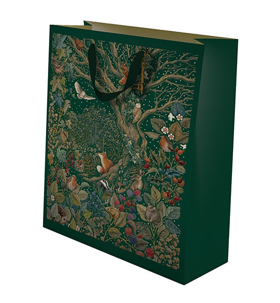 Secret Garden Large Gift Bag