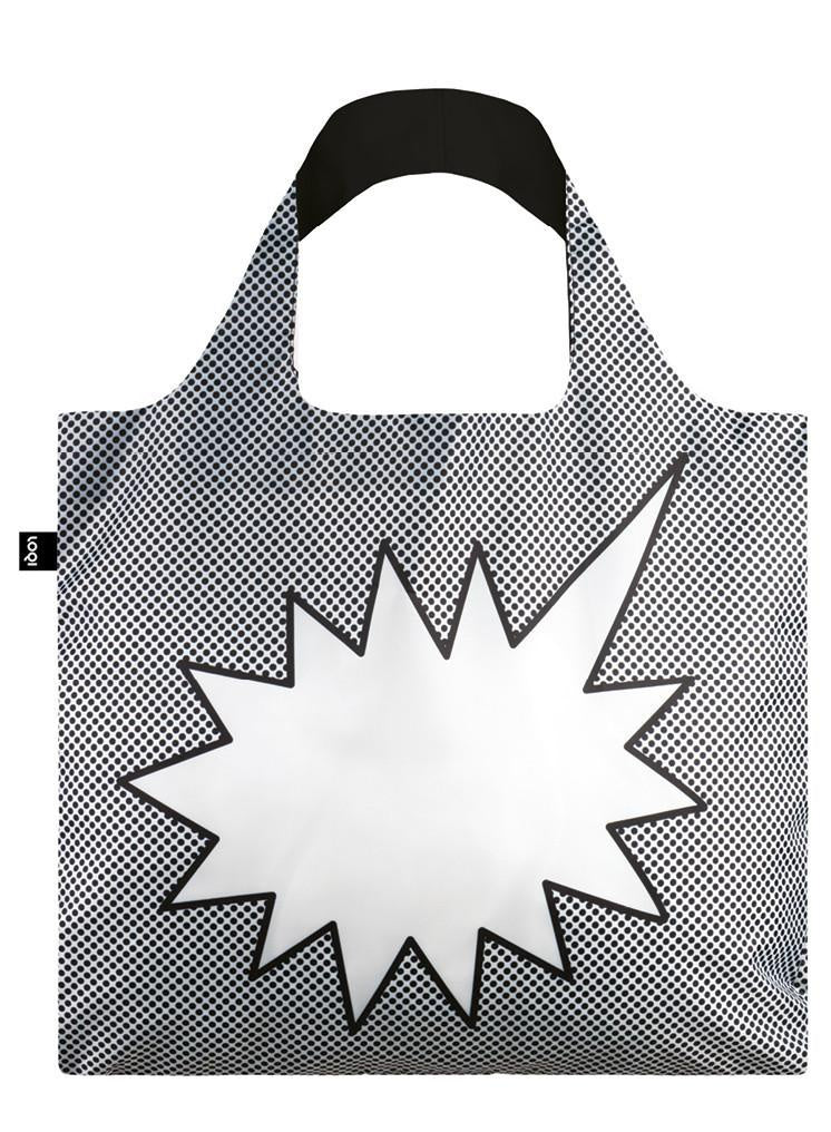 Loqi Pop Talk Reusable Bag