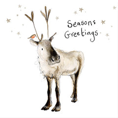 Seasons Greetings Christmas Card by Catherine Rayner