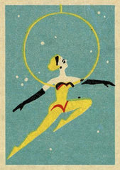 Hoop Performer Card