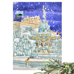 Edinburgh Ross Fountain Advent Calendar