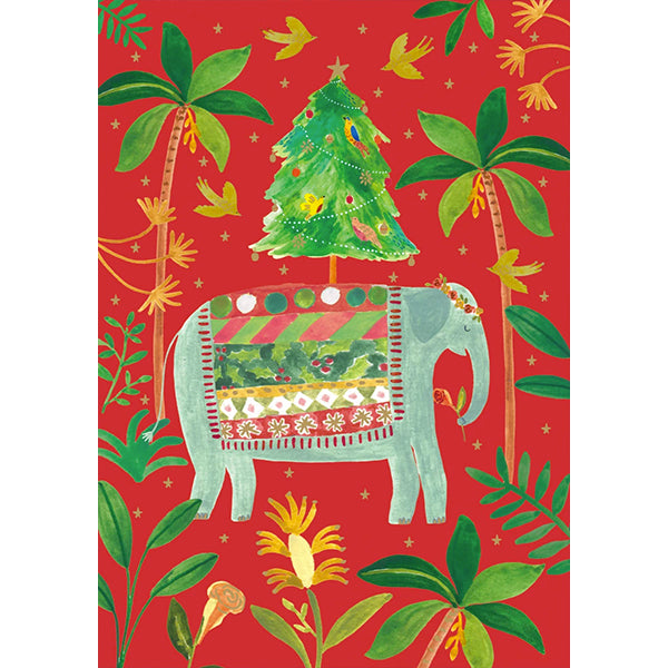 Enchanting Elephant Card Pack