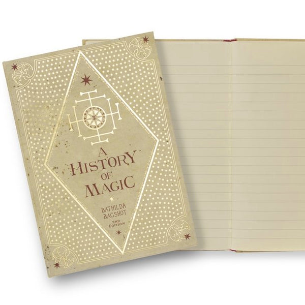 Harry Potter History of Magic Notebook