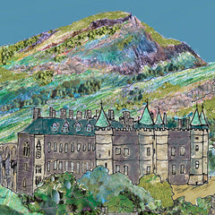 Holyrood Palace Edinburgh Placemat
