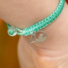 4ocean Loggerhead Sea Turtle Braided Bracelet