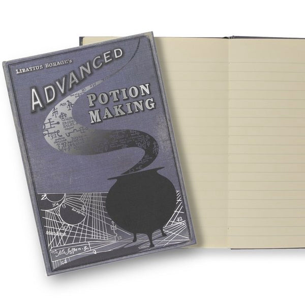 Harry Potter Advanced Potion Making Notebook