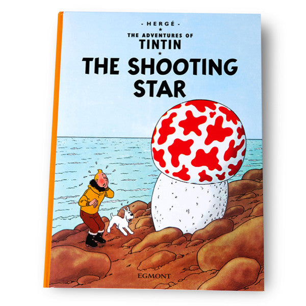 The Shooting Star Softback Book