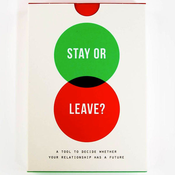 Stay Or Leave Game