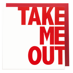 Take Me Out Card