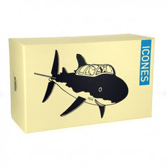 Tintin Shark Submarine Model