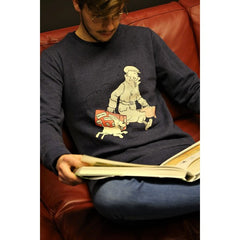 Tintin Homecoming Sweatshirt