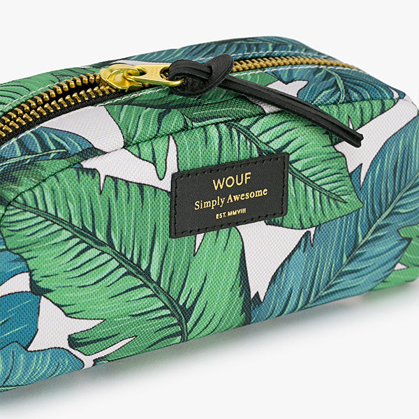 Tropical Small Beauty Pouch