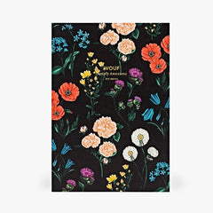 Blossom A5 Lined Notebook