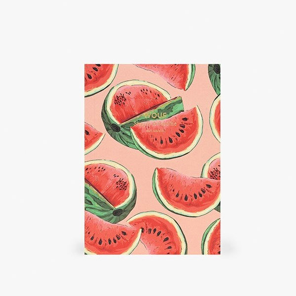 Watermelon A6 Pocket Notebook