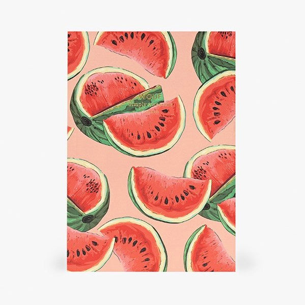 Watermelon A5 Daily Notebook