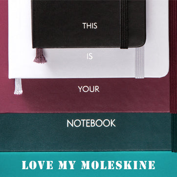 love my moleskine