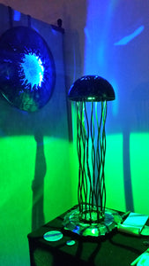 LED Art Lamps: Jellyfish Light by Kristen Hoard ($600)