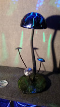 LED Art Lamps: Mushroom Light by Kristen Hoard ($400)
