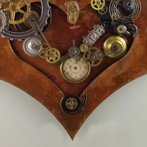 "Pure Steampunk Large 18"" x 14"""