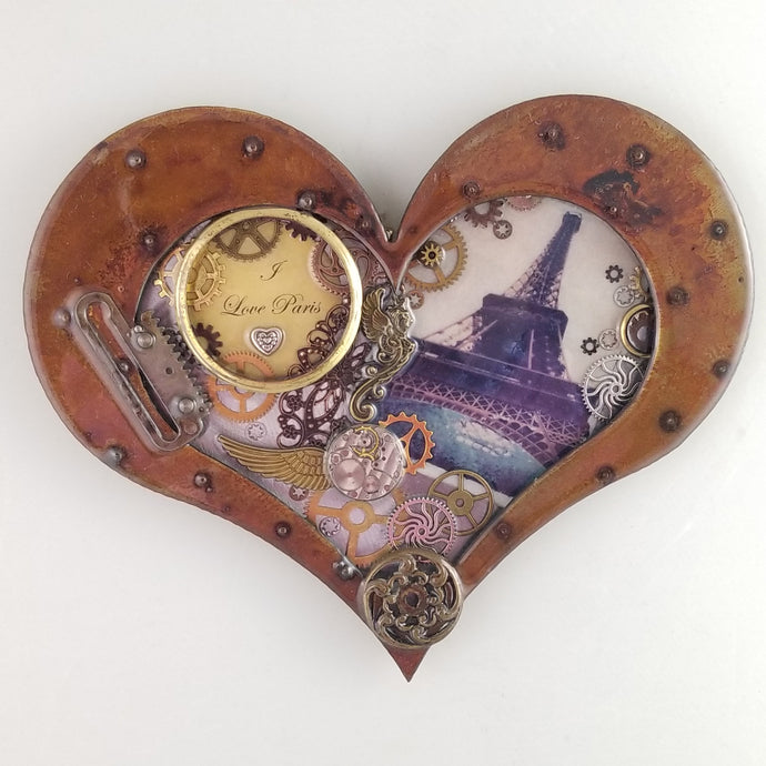 I love Paris! SOLD