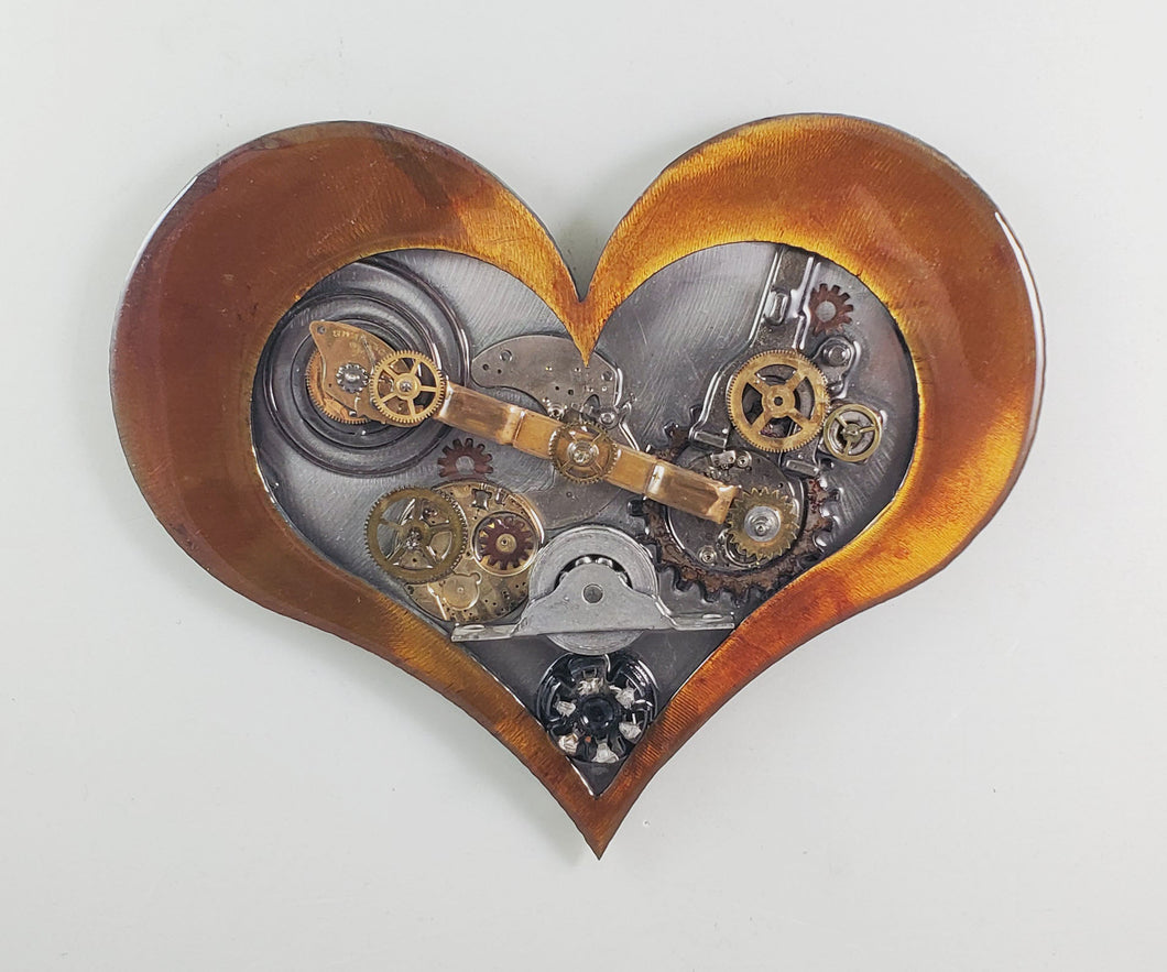 Steampunk Heart: Pure Steampunk Patina 2 ($125) 10