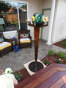 Primordial Fire Balls  Fire Pit (Call for Quote)